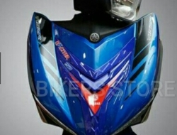 Yamaha Y15ZR Front Panel Guard Cover (Blue)