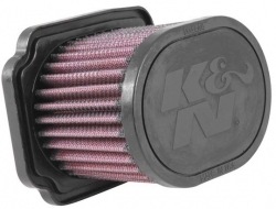 K&N Replacement Filters for Motorcycles