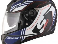 Shark S700 Fullface Helmet (Blue) - Size L
