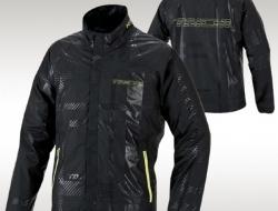 RS Taichi RSUU06 WP Inner Jacket (Black/Yellow) Size S