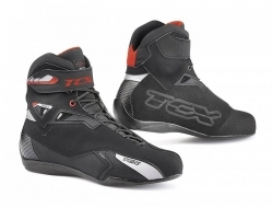 TCX 9505W Rush Waterproof Boots (Black/Red) Size 37