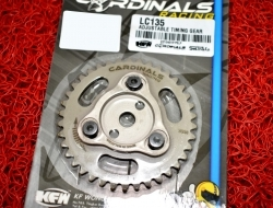 CARDINALS ADJUSTABLE TIMING GEAR YAMAHA LC135 / EXCITER 135 / SNIPER 135 / CRYPTON / SPARK 135