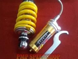 Monoshock GAZi Supreme Hacker Yamaha LC135 (Yellow)