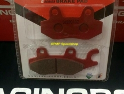 RACING BOY BRAKE PAD SUZUKI RGS / YAMAHA 125Z