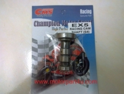 CAMSHAFT RACING CMS HONDA EX5 DREAM / EX5 HP / WAVE 100 / GRAND 100