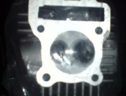 NEW CYLINDER HEAD FOR MODENAS KRISS