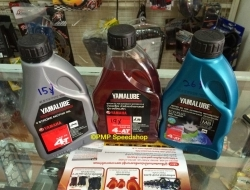 YAMALUBE LUBRICANT OIL KAPCAI SPORT MOPED & SCOOTER - 4T Scooter SAE40