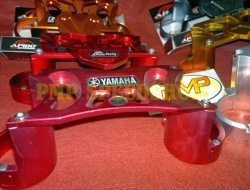 Fork Stabilizer For Yamaha LC135 / Crypton X / Jupiter MX / Spark 135 / Sniper (Red)