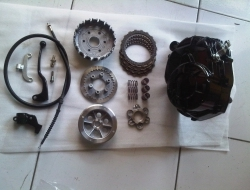 SYS HAND CLUTCH MODIFY SET HONDA BLADE110 / DASH 110 / WAVE 110