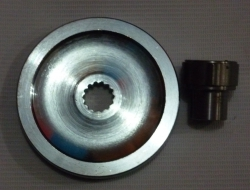 SYS CLUTCH STOPPER AND FLYWEIGHT SRL110 / JUPITER Z110