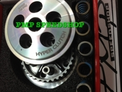 HYPER CLUTCH FOR YAMAHA LC135 4S HAND CLUTCH / 4 GEAR CLUTCH(5SPRING)