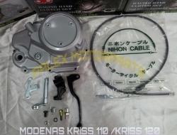 Hand Clutch Kit for Modenas Kriss 110 / Kriss 120 / Kaze R / clutch modify