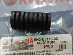 GEAR LEVER,RUBBER YAMAHA RX-Z SPARE PART