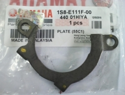 PLATE YAMAHA LC135 SPARE PARTS