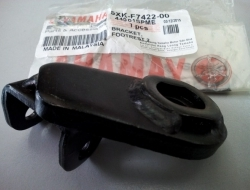 FOOTREST BRACKET 2 YAMAHA 125Z SPARE PART