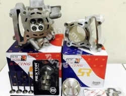 Sum Racing ceramic block head cam set
