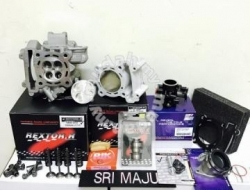 Rextor.R head block 65m throttle body set y15 fz New.