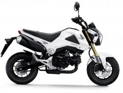 Honda MSX125 (White/Black)
