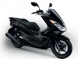 Honda PCX (Black)
