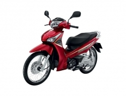 Honda Wave 125i (Red)
