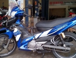 YAMAHA L115ZR (BM) (Black/Blue)