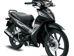 Honda Alpha (Black)