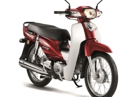 Honda EX5 FI (Red)