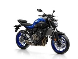 YAMAHA MT-07 2017 (Blue)