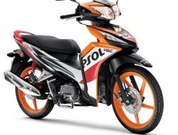 Honda wave dash 110 repsol - whatapps apply