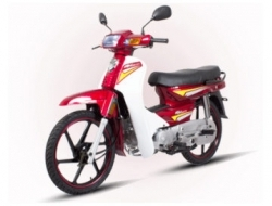 Demak Eco 110 (Whatapps- Free Apply) (Red)