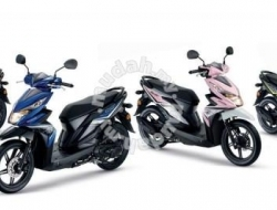 Honda Beat 110 Scooter Ego Nezx(WHATAPPS) (Blue)