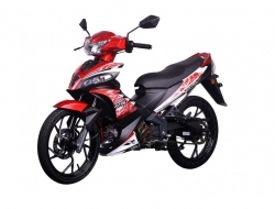 Modenas CT115S (Red)