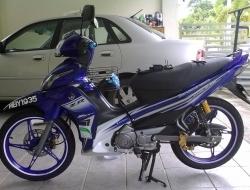 Yamaha Lagenda 115ZR ( Second )