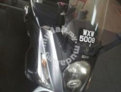 Sym vts200