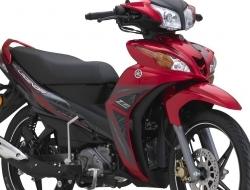 Yamaha LAGENDA 115Z (Red)