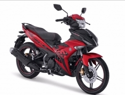 yamaha lc 150 y 15zr (Red)