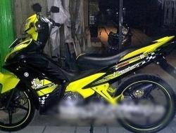 Yamaha 135LC(Ready Stock Now) (Yellow Green)