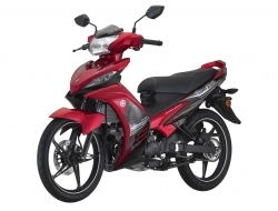 Yamaha 135LC(Ready Stock Now) (Red)