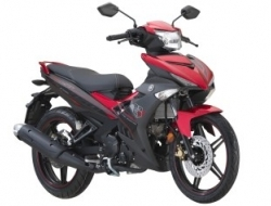 Yamaha Y15zr Ready Stock Now (Red)