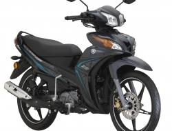 Yamaha Lagenda Fi (Grey)