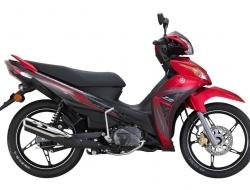 Yamaha Lagenda Fi (Red)