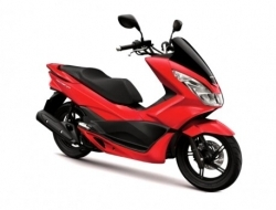 Honda pcx ( ready stock )promotion now (Red)