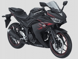 Yamaha yzf-r25 (promotion now get low price) (Black)