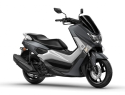 Yamaha NMAX 155 Scooter - DP kosong OTR - Free BOX (Black)
