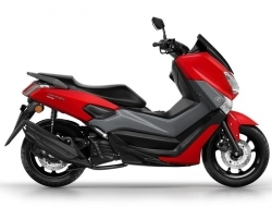 Yamaha NMAX 155 Scooter - DP kosong OTR - Free BOX (Red)