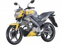 Yamaha Fz 150 Fz150 Fz150i - Zero DP OTR FreeApply (Yellow)