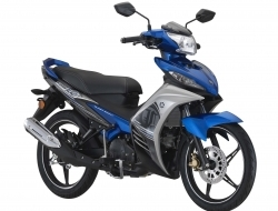 Yamaha LC135 LC 135 - DP kosong OTR - Free Apply (Blue)