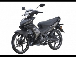 Yamaha LC135 LC 135 - DP kosong OTR - Free Apply (Matt Black)