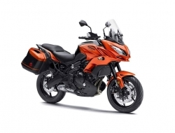 Promotion - Kawasaki Versys 650 with Side Box