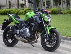 Kawasaki Z650 ABS - Like New - Low Mileage